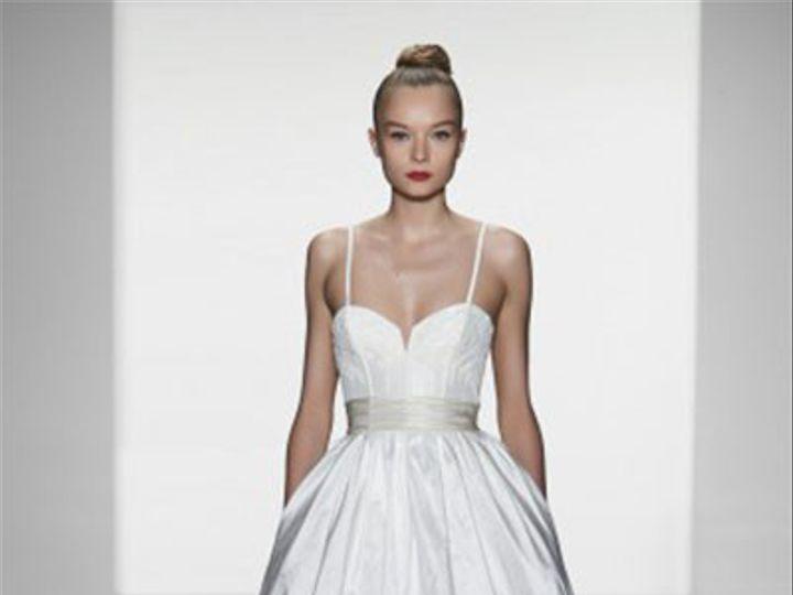 Tmx 1434672432946 Amsale Portsmouth, NH wedding dress