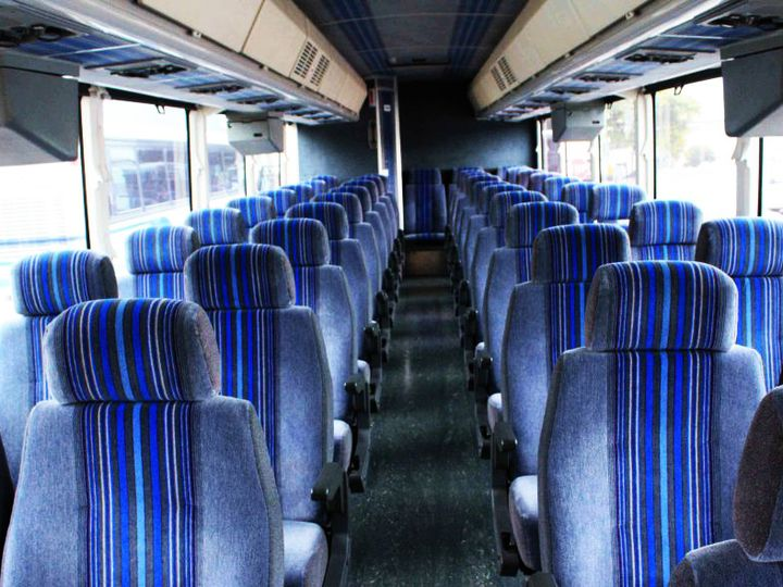 Tmx Coach Bus Seat2 51 522787 Fort Worth, TX wedding transportation