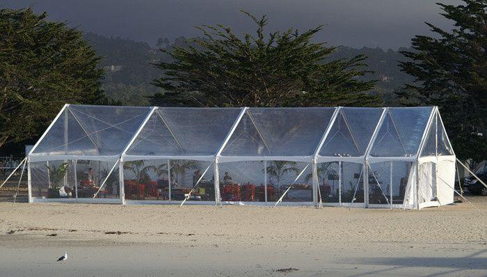 Tmx 1384552386847 Monterey Beach Tent  Monterey wedding rental