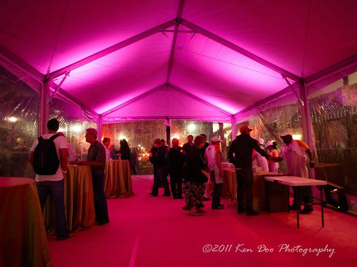 Tmx 1384552393746 Pinkberry Opening 20x60 Smal Monterey wedding rental