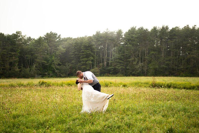 Wide field bridegroom
