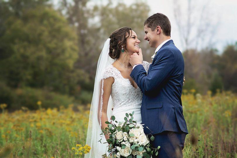 The happy couple - LM Photography Studio