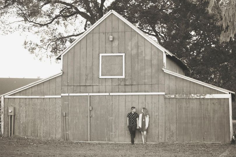 Photo at the barn