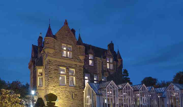DoubleTree by Hilton Hotel Dundee