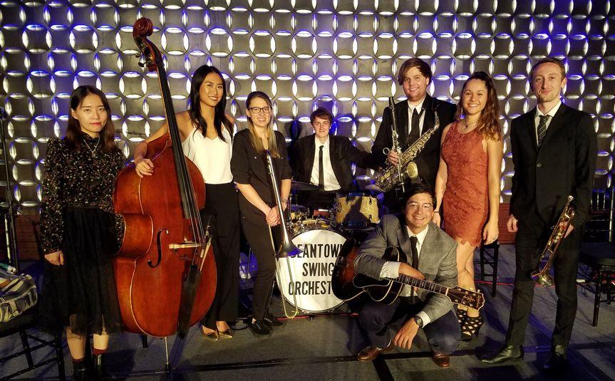 Beantown Swing Orchestra Band Boston Ma Weddingwire