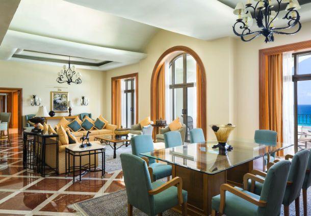 suite presidencial jw