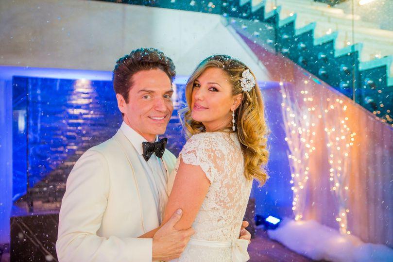 Celebrity Wedding Celebration