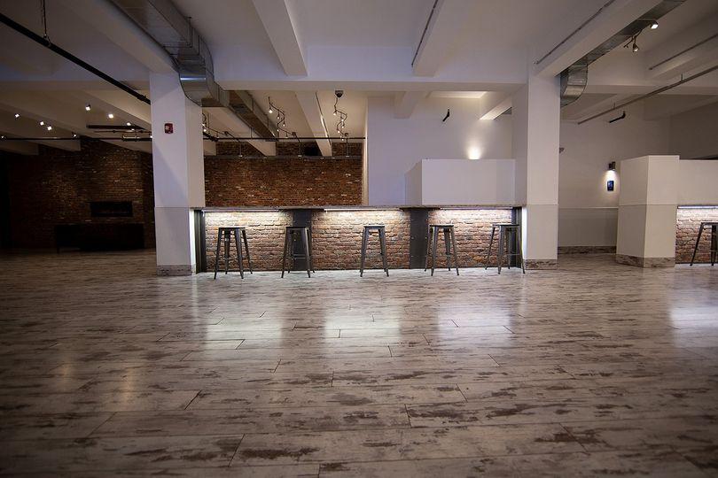 3 bar area