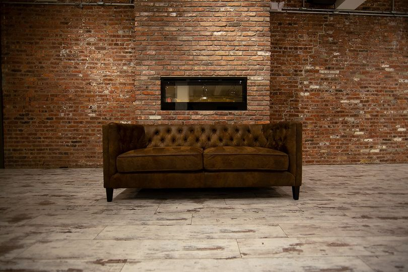 Sofa/fire place