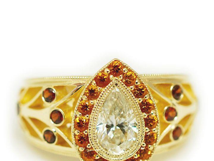 Tmx 1487712720526 14k Yellow Gold Featuring Diamond Citrine Melee An Denver, CO wedding jewelry