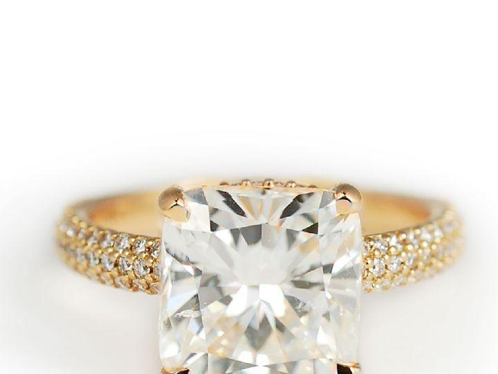 Tmx 1487712727644 18k Rose Gold Featuring 4.07 Carat Diamond With Di Denver, CO wedding jewelry