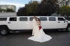 Stretch SUV limo