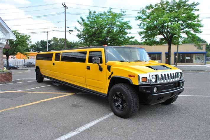 Tmx 1346861914724 Yellowh2limousine1 New York, New York wedding transportation