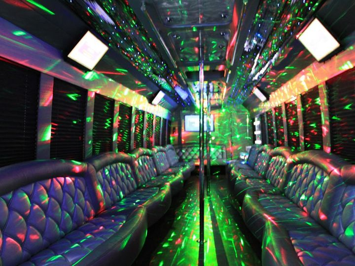 Tmx 1350575750545 2012partybusb1 New York, New York wedding transportation