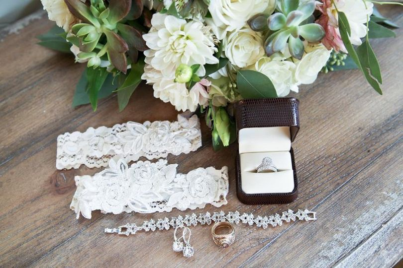 Bride's essentials