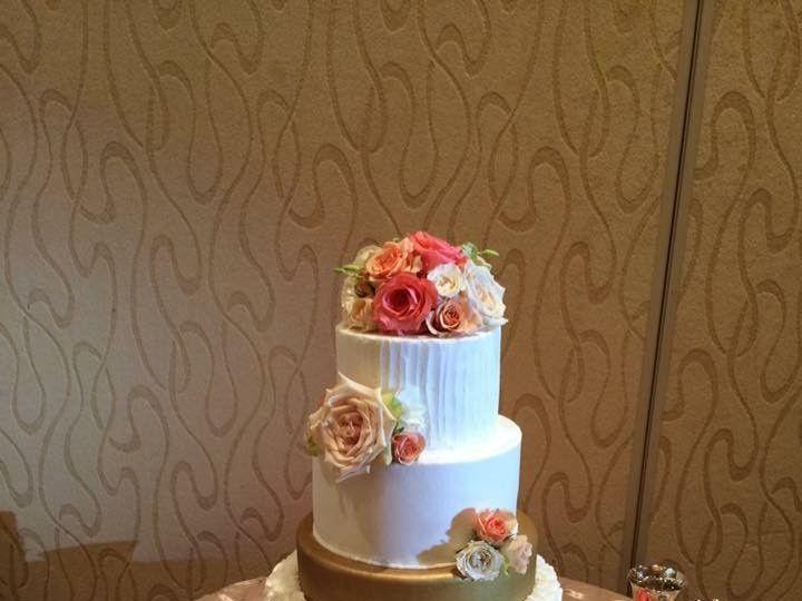 Tmx 1486570025454 Img0630 Virginia Beach, Virginia wedding cake