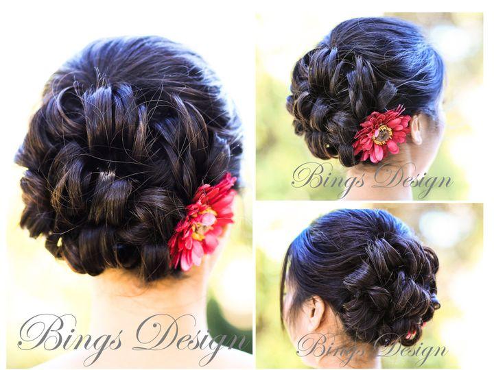 Tmx 1378793332139 Hair1 Fremont, California wedding florist