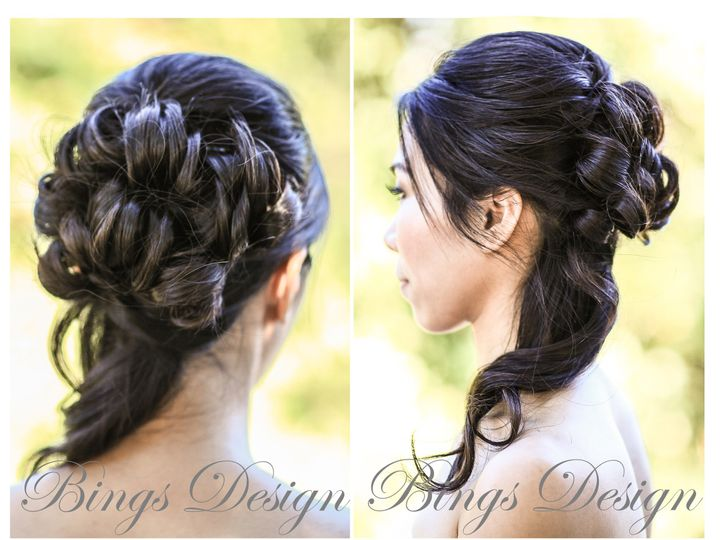 Tmx 1378793519495 Hair7 Fremont, California wedding florist
