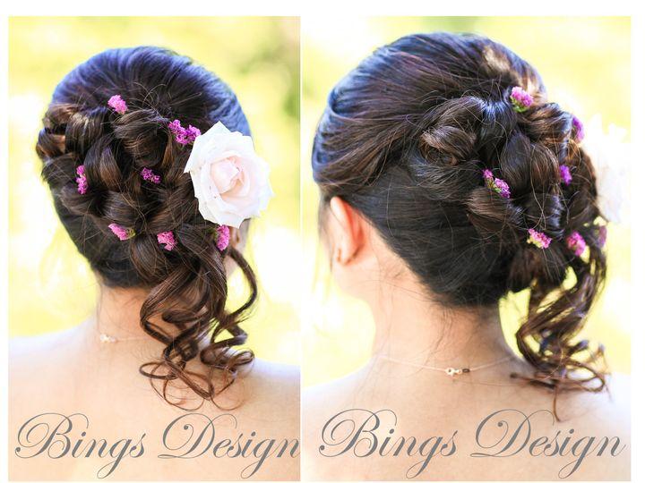 Tmx 1378793642489 Hair2 2 Fremont, California wedding florist
