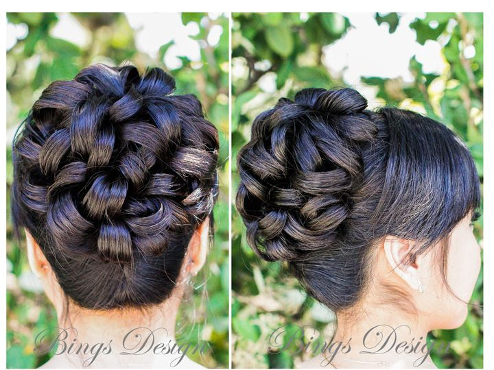 Tmx 1378794770425 Hair3 Fremont, California wedding florist