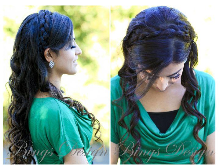 Tmx 1378795245106 Hair1 Fremont, California wedding florist