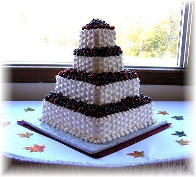 Tmx 1334142888762 P9260011 Vassalboro wedding cake