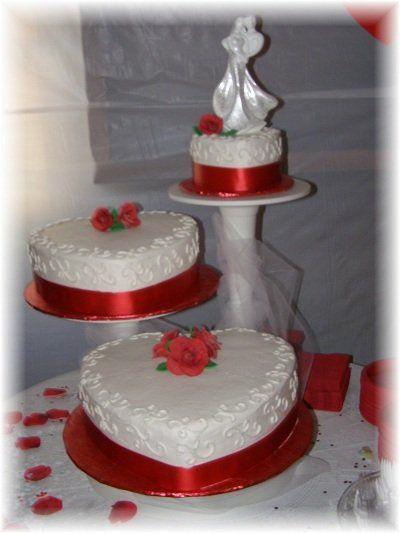 Tmx 1334143003144 P2130091 Vassalboro wedding cake