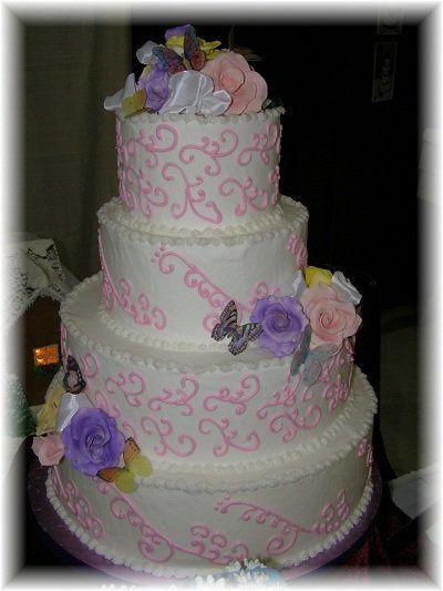 Tmx 1334143081459 P12300552 Vassalboro wedding cake
