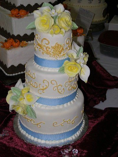 Tmx 1344596364485 006 Vassalboro wedding cake