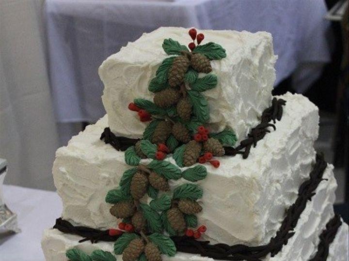 Tmx 1390881248549 06 Vassalboro wedding cake