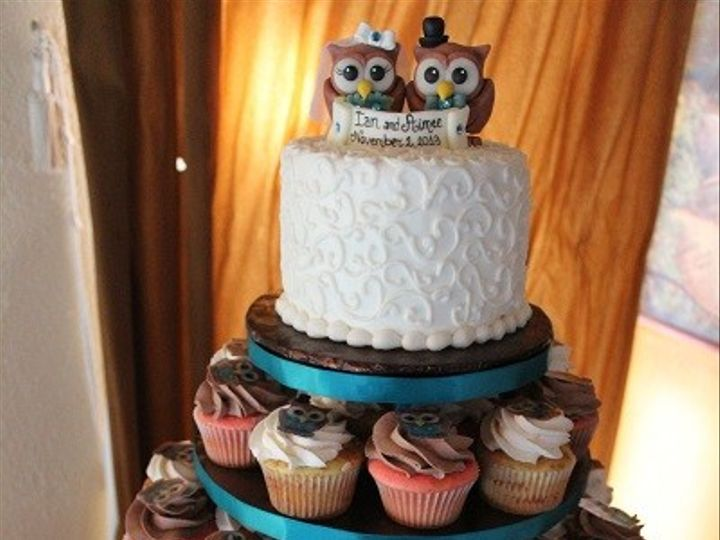 Tmx 1390881284294 07 Vassalboro wedding cake