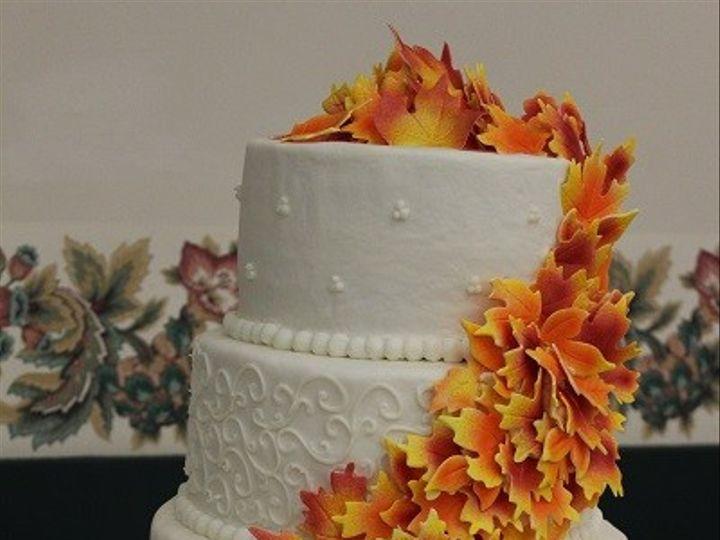 Tmx 1390881297341 04 Vassalboro wedding cake