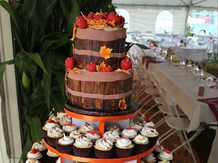 Tmx 1390881416205 00 Vassalboro wedding cake