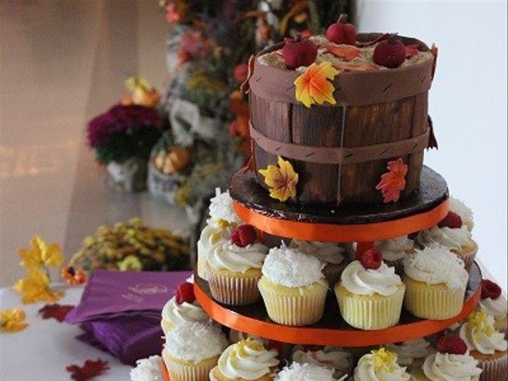 Tmx 1390881463176 03 Vassalboro wedding cake