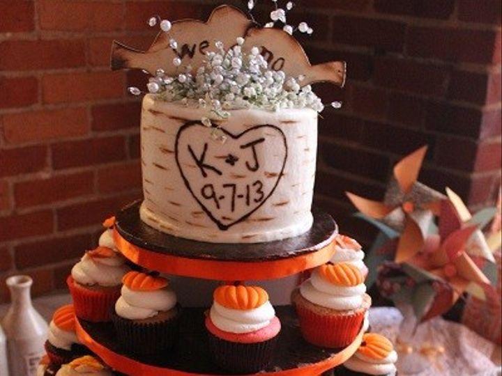 Tmx 1390881478451 04 Vassalboro wedding cake