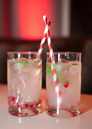 beverage shots