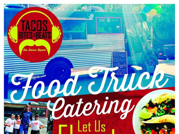 Tmx Tacos Bites Beats Tip Off Ad 3 51 1029787 1572638020 Dallas, TX wedding catering