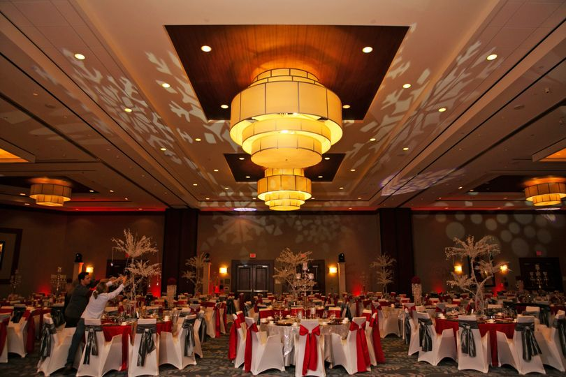 Christmas Party at the Westin Memorial City in Houston, Texas