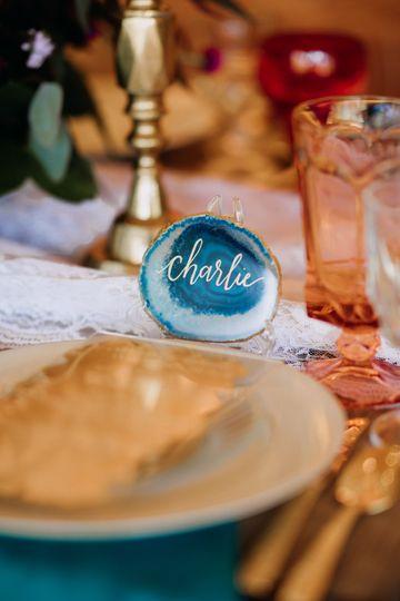 Table setting | Brittyn Elizabeth Photography