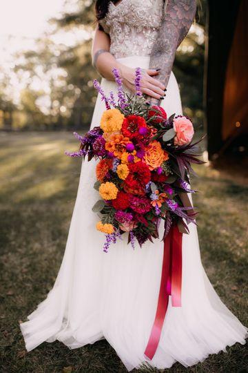 Bride's bouquet | Brittyn Elizabeth Photography