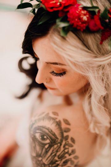 Bridal makeup | Brittyn Elizabeth Photography