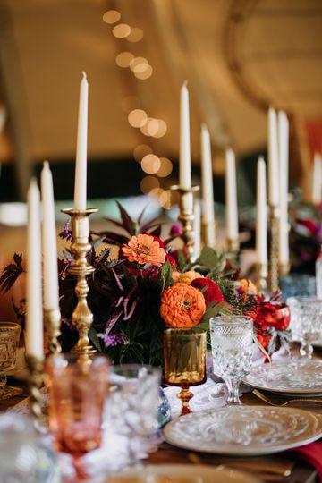 Candles | Brittyn Elizabeth Photography