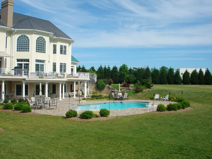 Wedding And Reception Venues In Maryland : Love point bed breakfast venue stevensville md weddingwire