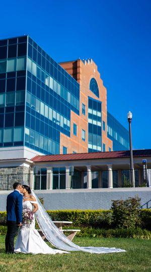 Engagement photos venue