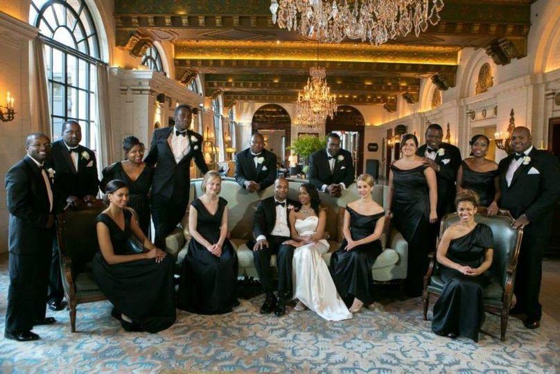 mistys elegant wedding