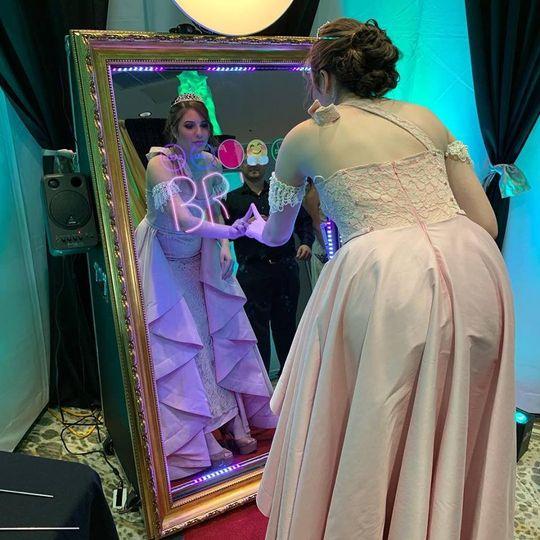 Fun with the Magic Mirror