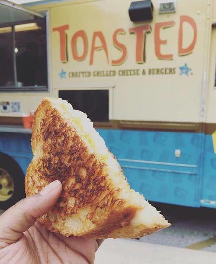 food truck sandwich