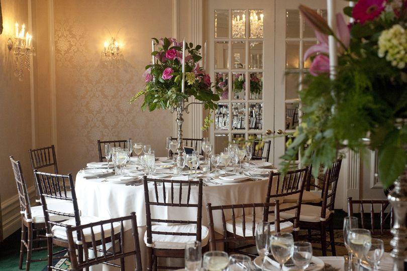 Molly Pitcher Inn Venue Red Bank Nj Weddingwire