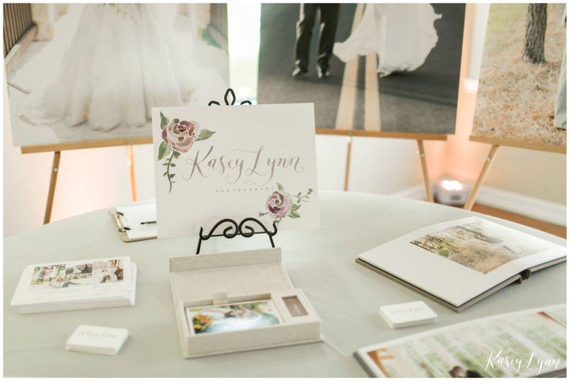 Wedding invitation | Kasey Lynn Photography