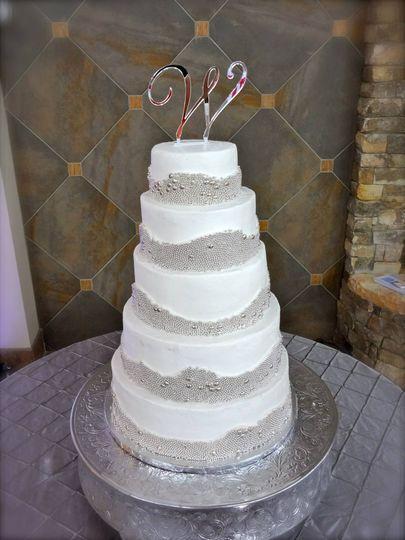 Village Coffee House Bakery Wedding Cake Fayetteville Nc